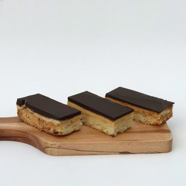 Keto Caramel Slice New Zealand