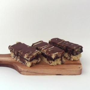 Keto Cookies and Creme Slice New Zealand